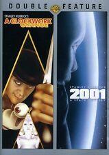 Clockwork Orange/2001: A Space Odyssey [DVD NEW]