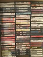 Cassette Tapes Christian Rock Worship God Jazz Classical Contemporary 70s 80s