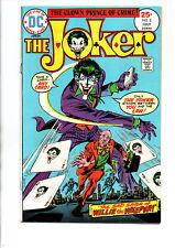 The Joker #2 - 1975 - Very Fine+