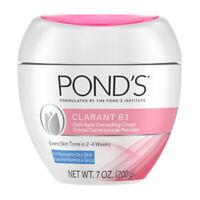 Pond's Clarant B3 Anti-Dark Spot Moisturizer Normal to Dry Skin 7 oz (Pack of 4)