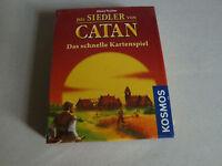 Die Siedler von Catan - Das schnelle Kartenspiel (neu)