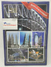 Petronas Twin Tower+Taipei 101+Burj Al Arab+Sydney Harbour+Opera 3D Puzzle Model