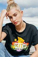 KITH x Power Rangers Logo Tee Ronnie Fieg cap'n XXL new t shirt rare bogo