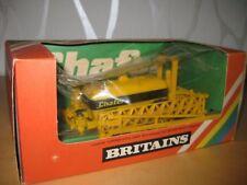 """Britains 9567 Feldspritze """"CHAFER"""" gelb in OVP"""