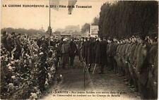 CPA  La Guerre Européenne de 1914 - Féte de la Toussaint - Nantes ...  (222301)