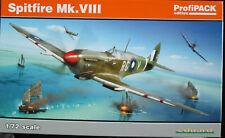 Eduard 1/72 edk70128 SUPER MARINE SPITFIRE MK VIII profipack Edition