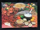 Vintage Rare Magnalite DH Holmes New Orleans Creole Cooking Jigsaw Puzzle 1000pc
