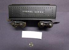 Lionel Post-war #1689 Lionel Lines (White) Coffin Tender Waterslide Decal