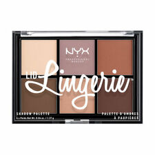paleta de sombras NYX lingerie