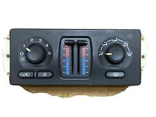 03-09 Chevy Trailblazer GMC Envoy Manual Climate Temperature A/C Heater 15220318