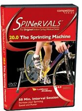 NEW - DVD - Spinervals - 20.0 The Sprinting Machine - FREE SHIPPING!!!