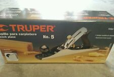 5L Bench plane No.5 replacement blade included