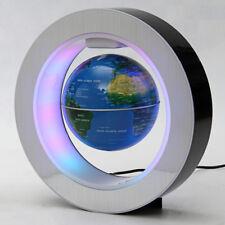4'' LED Magnetisch Schwebender Globus Schwebeglobus Floating Floater Erdkugel
