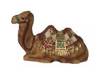 Thomas Kinkade Nativity Hawthorne Village Christmas Seated Camel
