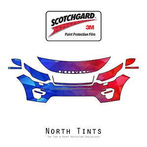 Land Rover Discovery Sport 2014-2019 PreCut 3M Scotchgard Film Clear Bra PPF Kit
