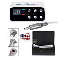 Dental Internal Spray LED Brushless Electric Micro Motor 1:5 Handpiece FIT NSK