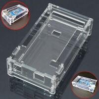 Transparent Case Acrylic Cover Shell Enclosure Computer Box For Arduino UNO R3