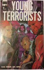 Young Terrorists #1 Cover B 1:5 VERY RARE LOW PRINT RUN Black Mask 1st Print NM