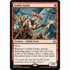 MTG MODERN MASTERS 2017 EDITION * Goblin Guide - Condition: Good