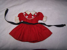 """Original Betsy McCall Dress for 14"""" Doll"""
