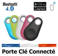 Mini traceur GPS Bluetooth pour chien & chat voiture Sac à dos porte-clés