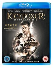BLU-RAY KICKBOXER ( KICK BOXER )  RETALIATION  BRAND NEW SEALED UK STOCK