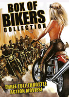 Box of Bikers Collection [New DVD] NTSC Format