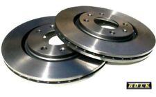 2x BOLK Discos de Freno Traseros Ventilado 314mm Para VW TOUAREG BOL-D011709