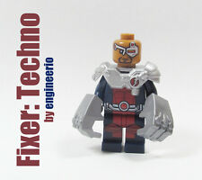LEGO Custom - Fixer Thunderbolts - Marvel Super heroes mini figure techno