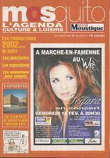 MOSQUITO 3963 (9/1/2002) HELENE SEGARA THE MUSIC THE WALKABOUTS