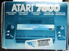 ATARI 7800 CONSOLE NEW