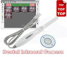 Endoscopy Dental Intraoral Camera Oral Digital Camera Imaging 6-LED USB 2.0 Lamp