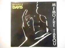 DEBBIE DAVIS : MEMOIRE TABOU ♦ 45 TOURS PORT GRATUIT ♦