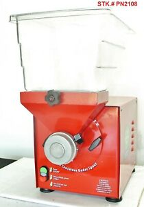 OLDE TYME PN2 Peanut Butter Nut Grinder Maker Comm CALIBRATED EXTREMELY CLEAN