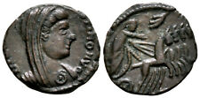 CONSTANTINE THE GREAT (337-340 AD) Ae4 Follis. Trier #MU 5859
