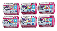 6 x My Little Pony Cutie Mark Crew - Series 1 Cafeteria Cuties (6 Blind Packs )