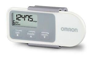 Omron HJ-320 Tri-Axis Walking Pedometer Free Shipping