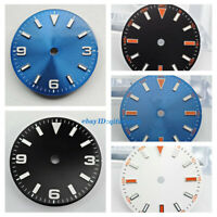 29mm Sterile Watch Dial Fit ETA 2824/2836,2813/3804,Miyota 8215 movement watches