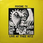 Psychic Tv Live At Thee Ritz Uk Lp Limited Edition