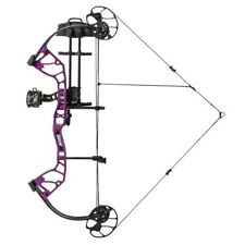NEW Bear Royale Purple Youth Bow Pkg 5-50# RIGHT Hand Free Paradox Bow Sling