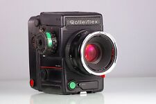 Top Qualité Classique 6X6 Rollei 6008 Moteur Rolleiflex Plane Hft 80mm Very Good