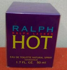RALPH LAUREN HOT WOMAN 50 ML DISCONTINUED!!!
