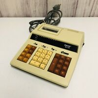 Vintage Unisonic XL-119 Printing 10 Digit Display Calculator