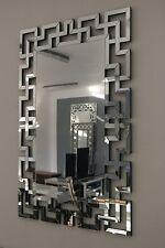 Contemporary Venetian Euclidean Mirror