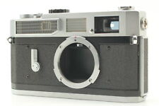 [Near MINT] Canon Model 7 Rangefinder Film Camera Body Only Leica L39 From JAPAN
