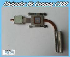 Disipador Hp Compaq C700 / G7000 / A900 / 530 Heatsink 448336-001 / AT029000100