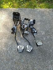 03-06 manual g35coupe  accelerator brake clutch pedal set of pedals         ..