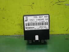 FORD GALAXY MK2 2000-06 1.9 DIESEL CONTROL UNIT RELAY 7M5907487