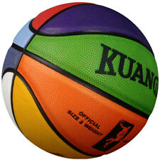 """Kuangmi Colorful Street Basketball for Men Women Youth Teenager Size 7(29.5"""")"""