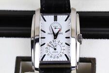 Patek Philippe Gondolo Silver White Dial 18K White Gold 5200G-010 8 Day Reserve
